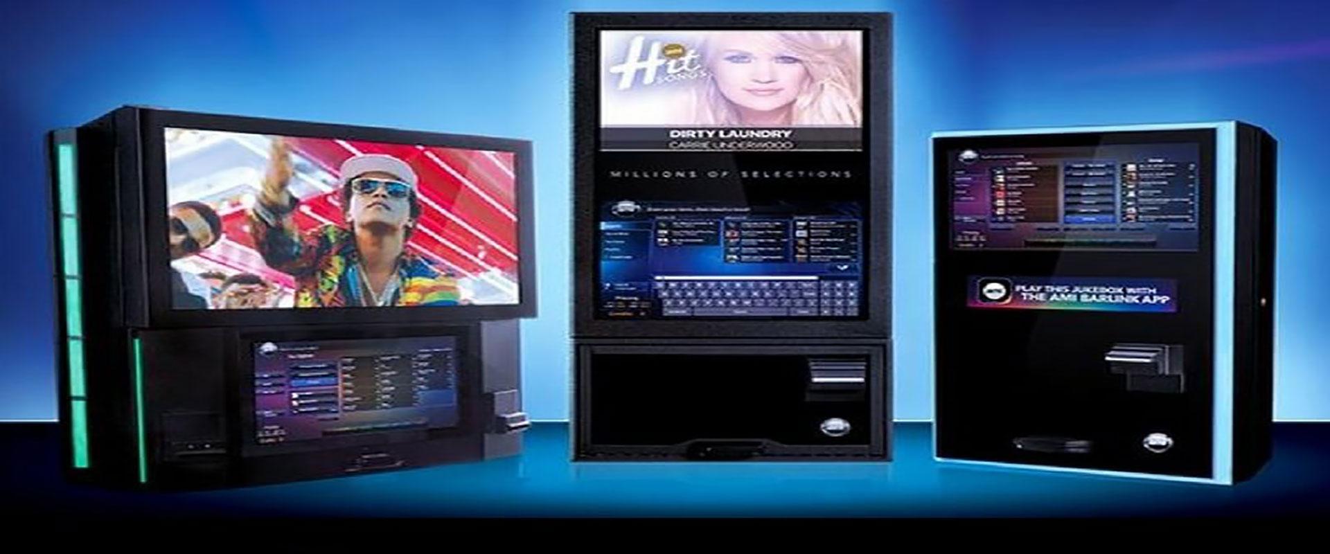 West Coast Coin Machine | Orange County| Internet Bar Jukeboxes